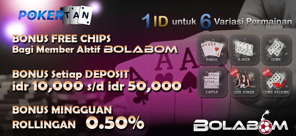 Poker Tan